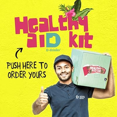 Order now! Healthy Aid Kit
