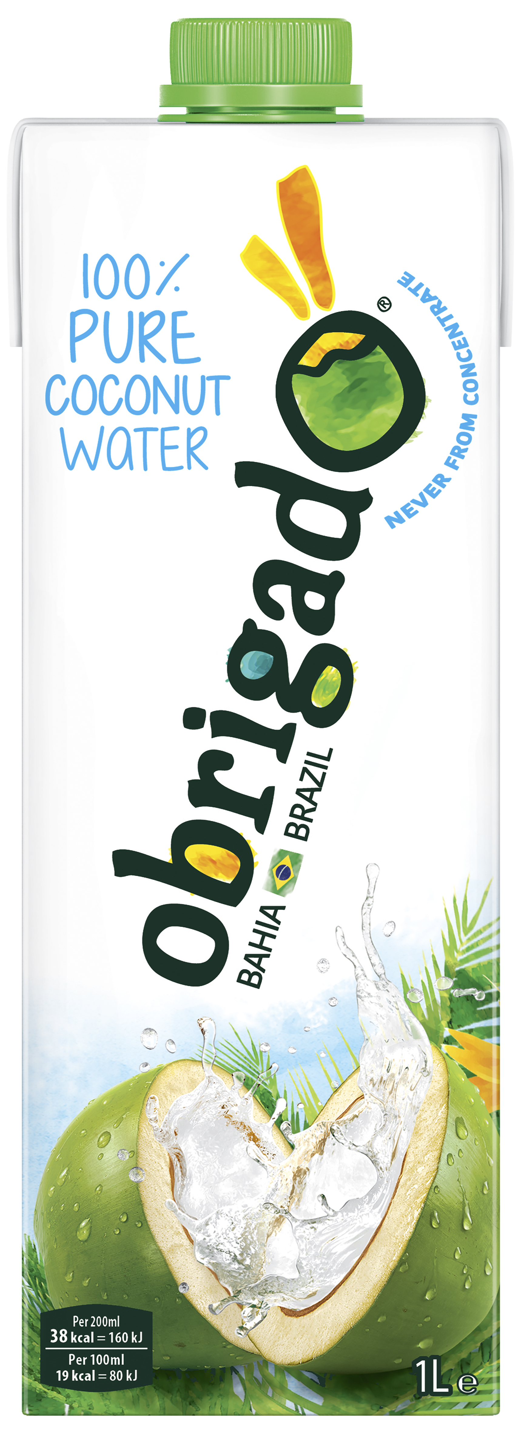Pure Coconut Water