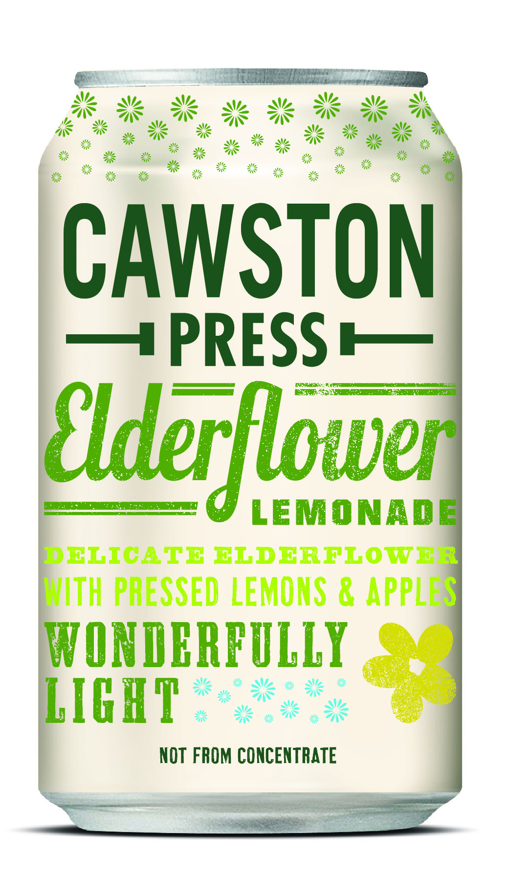 Sparkling Elderflower Lemonade