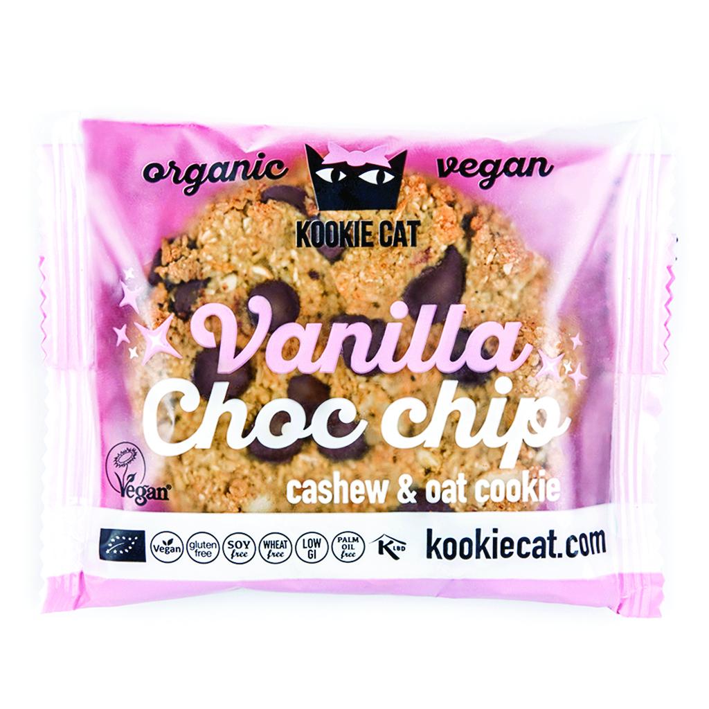 Vanilla & Choc Chip