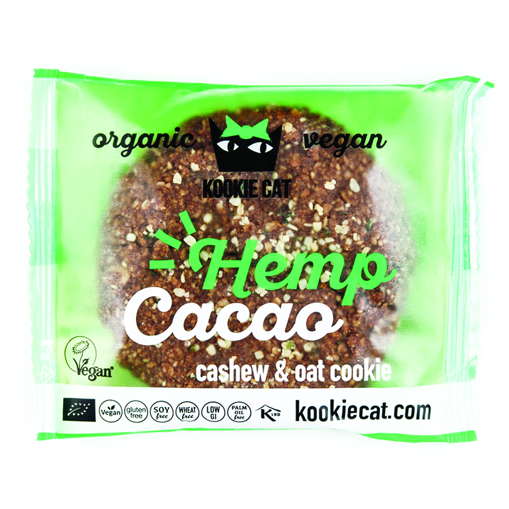 Hemp Seeds & Cacao