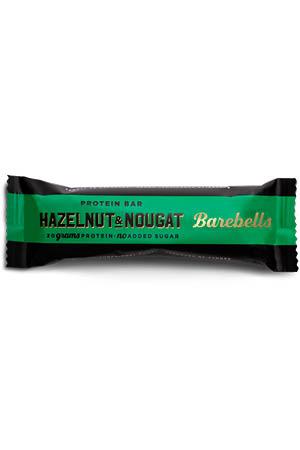 - Hazelnut & Nougat