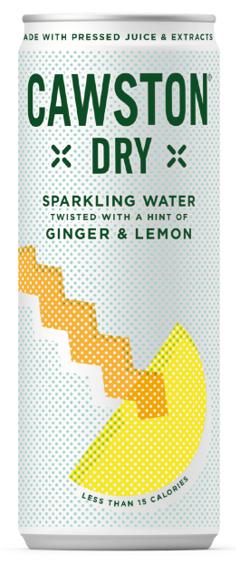 Cawston Dry Ginger Lemon