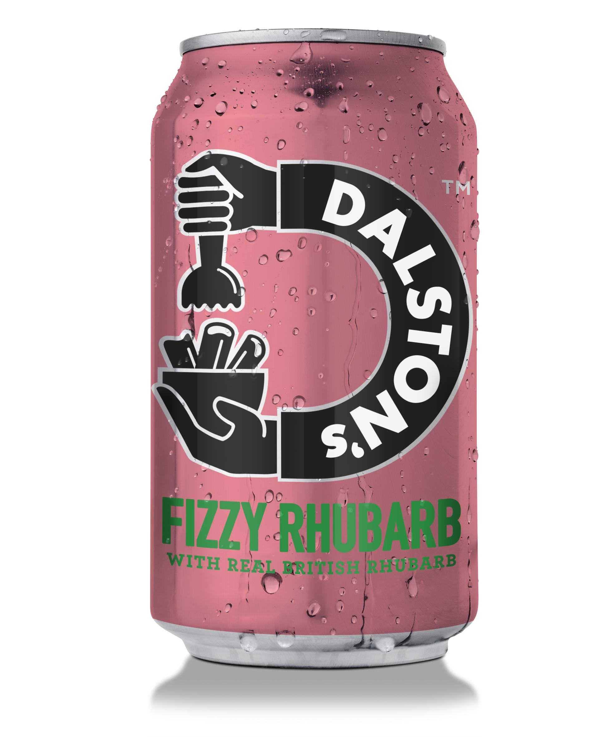Fizzy Rhubarb