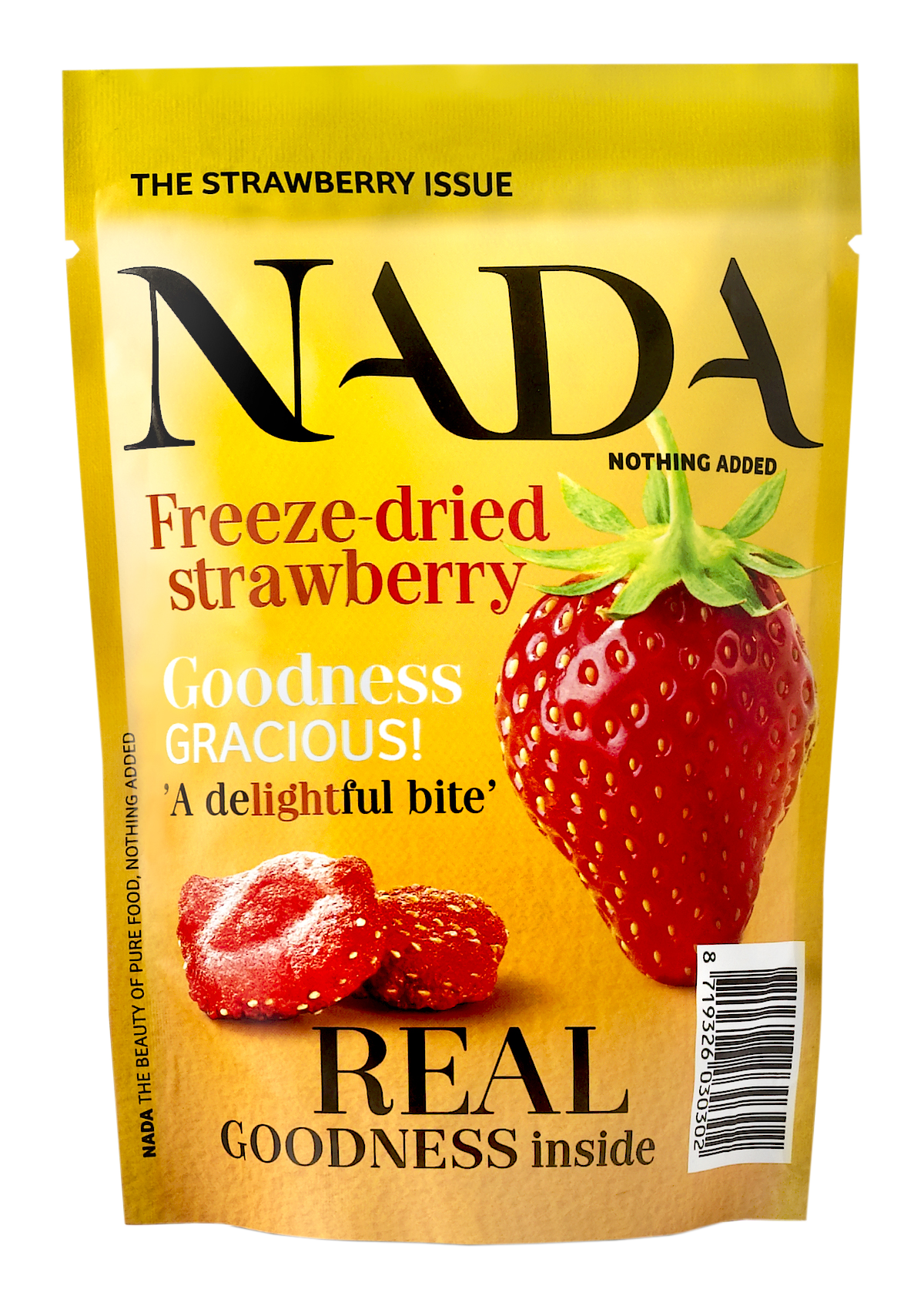 NADA freeze-dried strawberry
