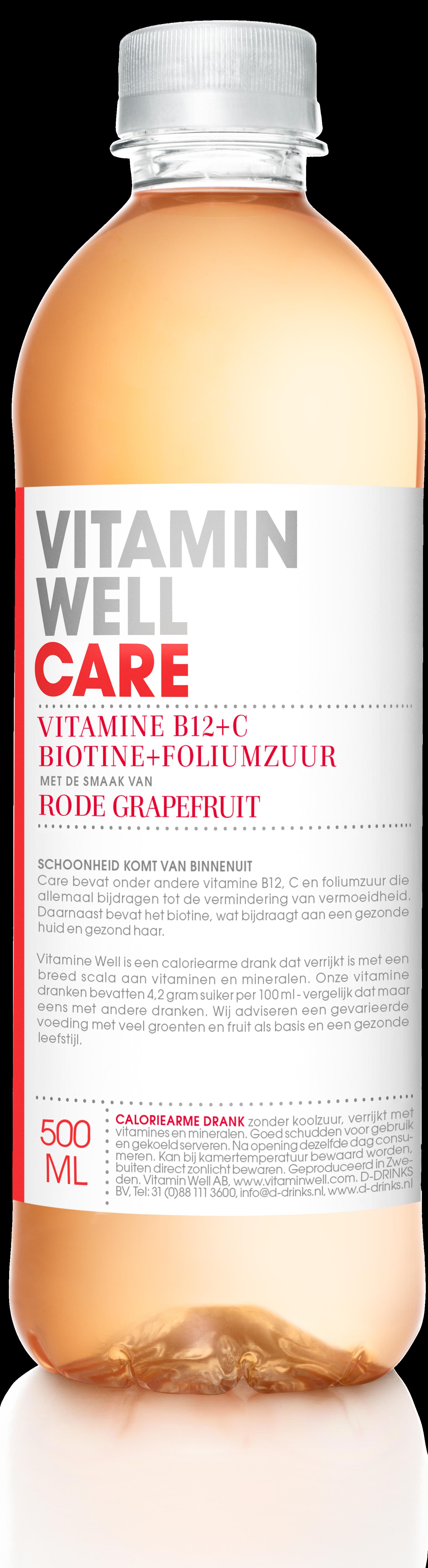 Care (Red Grapefruit)
