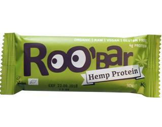 RooBar Hemp Protein BIO