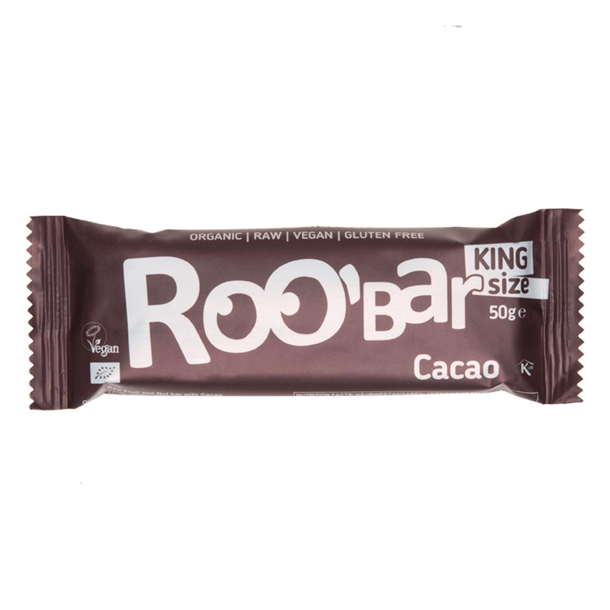 RooBar Cacao & Cashew BIO