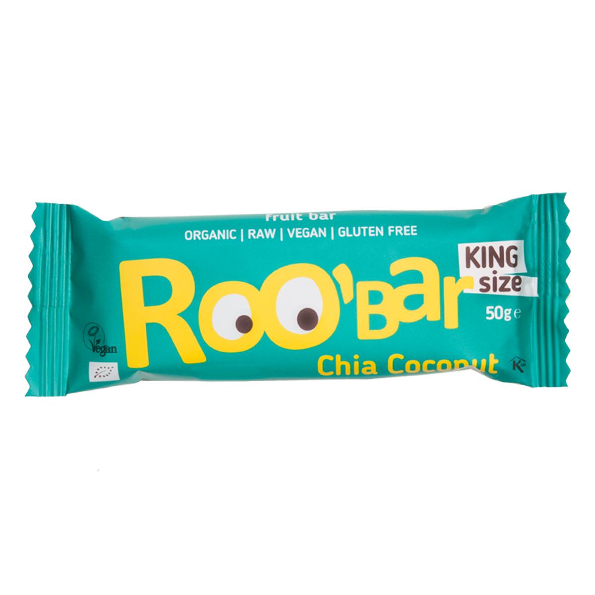 RooBar Chia & Coconut BIO