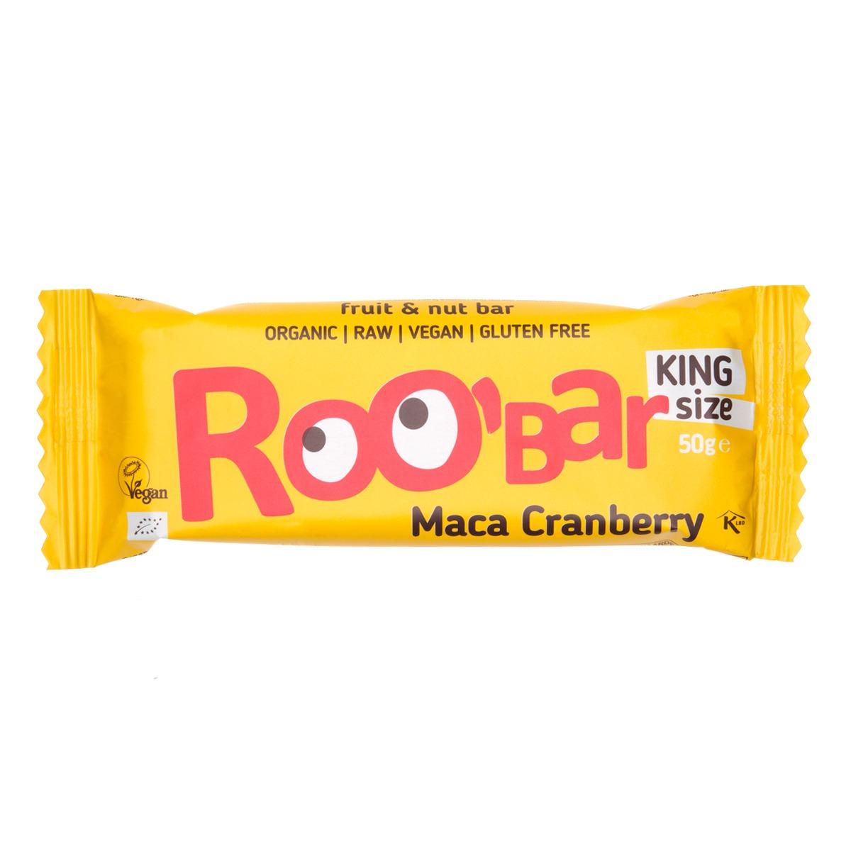 RooBar Maca & Cranberries BIO