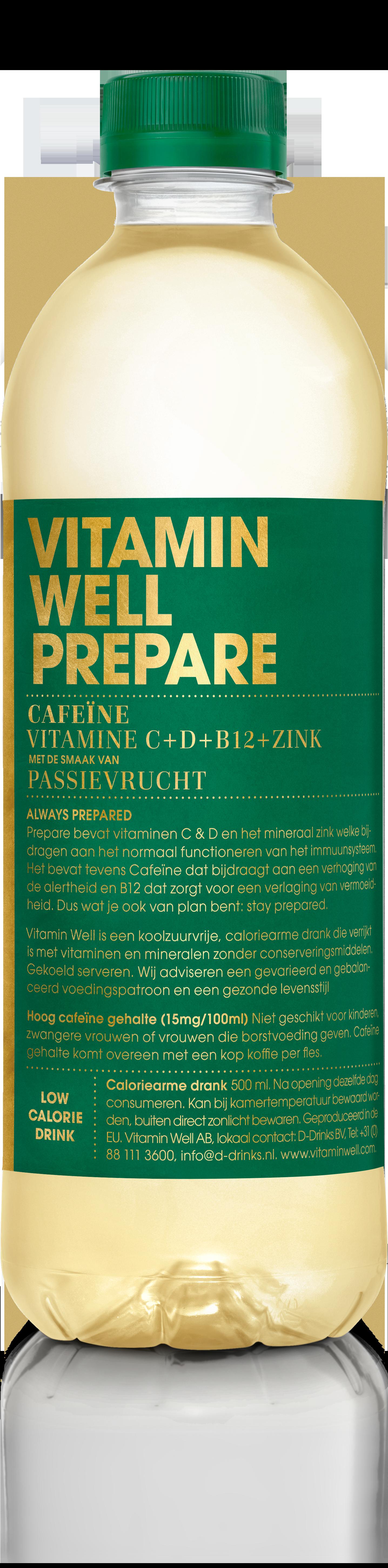 Prepare (Passionfruit)