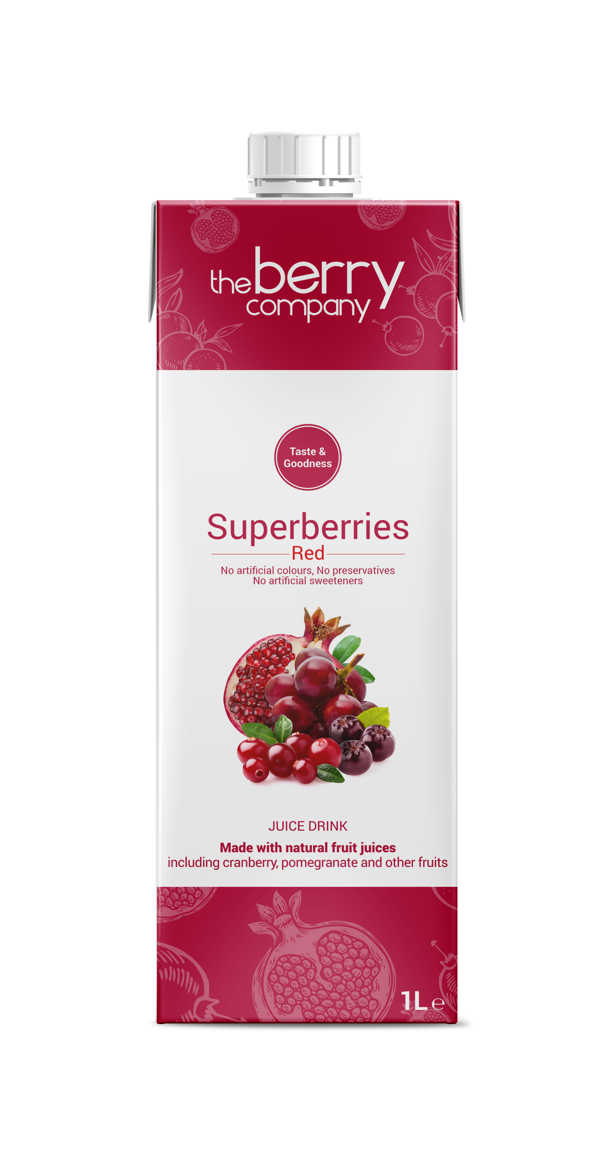 SuperBerry Red